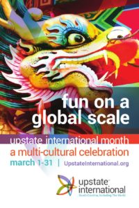 Upstate International Month Steering Committee Meeting @ Upstate International | Greenville | South Carolina | United States