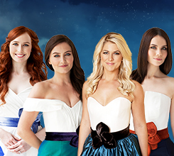 Celtic Woman: Voices of Angels @ Peace Concert Hall | Greenville | South Carolina | United States