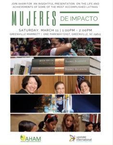 Mujeres de Impacto @ Greenville Marriott | Greenville | South Carolina | United States