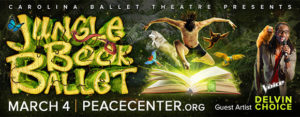 Jungle Book Ballet @ Peace Center Gunter Theatre | Greenville | South Carolina | United States