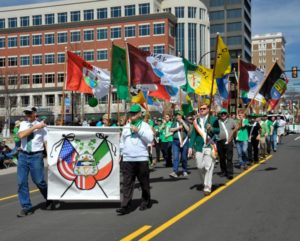 St. Patrick's Day Parade and Irish Festival @ Downtown Greenville | Greenville | South Carolina | United States