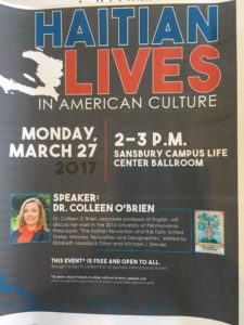 Haitian Lives in American Culture @ USC Upstate - Sansbury Campus Life Center Ballroom | Spartanburg | South Carolina | United States