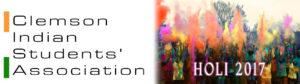 Holi: The Festival of Colors! @ Hendrix Student Center | Clemson | South Carolina | United States