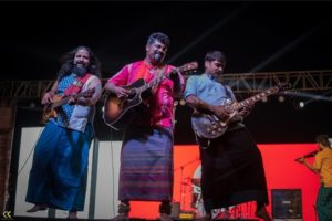Parva 2017: Raghu Dixit, India's best contemporary folksinger and treasured cultural export comes to Greenville @ West End Community Development Center | Greenville | South Carolina | United States