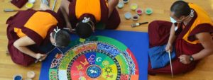 Chanting with the Tibetan Monks @ Spartanburg Headquarters Library | Spartanburg | South Carolina | United States