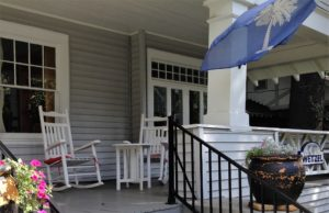 Coffee on the Veranda @ Wetzel Services Inc. | Greenville | South Carolina | United States