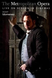 Mozart's Opera: Idomeneo @ Regal Cinemas Hollywood 20 & RPX and Simpsonville 14 /IMAX | Greenville | South Carolina | United States