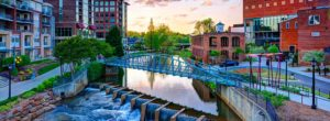 Historic Walking Tour of Downtown Greenville @ Greenville, SC