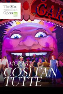 The Met Live in HD:  Così fan tutte @ Hollywood 20 - Greenville | Greenville | South Carolina | United States