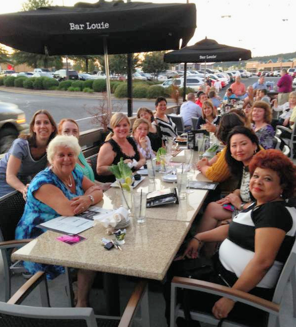 Ladies Night Out @ TBD: Changes monthly   Greenville   South Carolina   United States
