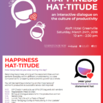 HAPPINESS HAT-TITUDE @ Aloft Hotel Greenville | Greenville | South Carolina | United States
