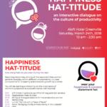 HAPPINESS HAT-TITUDE @ Aloft Hotel Greenville | Greenville | South Carolina | United States
