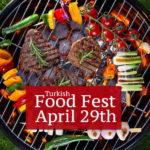 Turkish Food Fest @ Istanbul Cultural Center | Greenville | South Carolina | United States