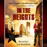 In the Heights presented by GLOW Lyric Theater @ The Warehouse Theater | Greenville | South Carolina | United States