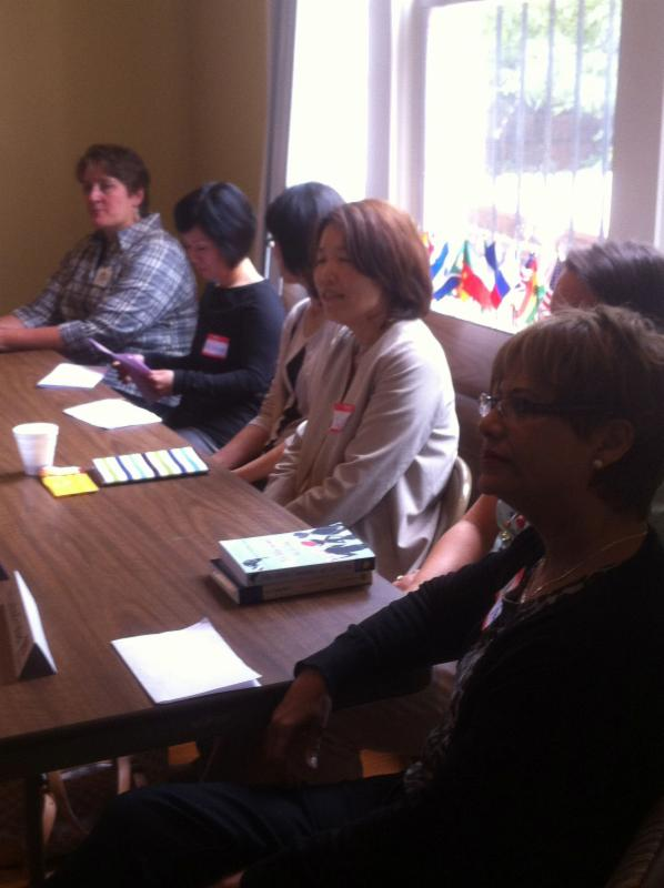 UIWG International Panel - Experiences Upon Arriving in the USA @ Upstate International