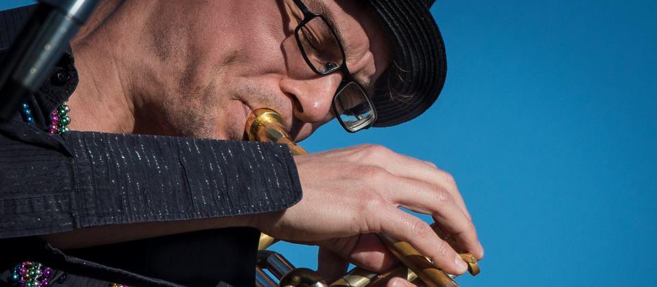 Mark Rapp QuintetwithIsraeli guitarist Amos Hoffman @ Underground Music