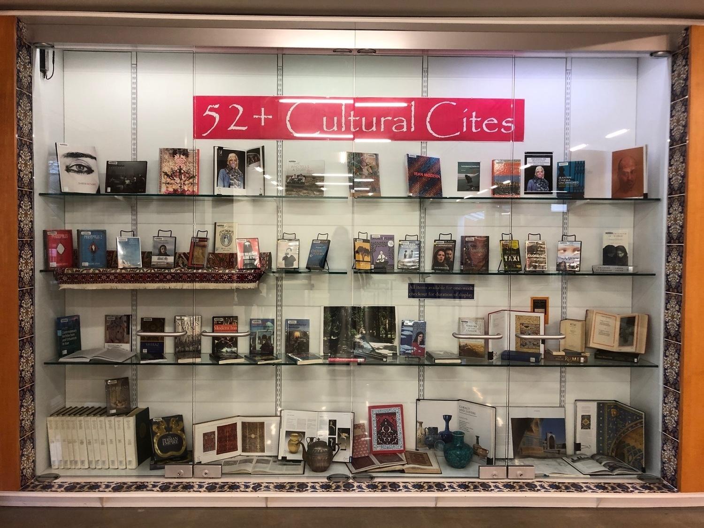 """52+ Cultural Cites"" - Exhibition Iran - Clemson University, Clemson, SC @ Gunnin Architecture Library"