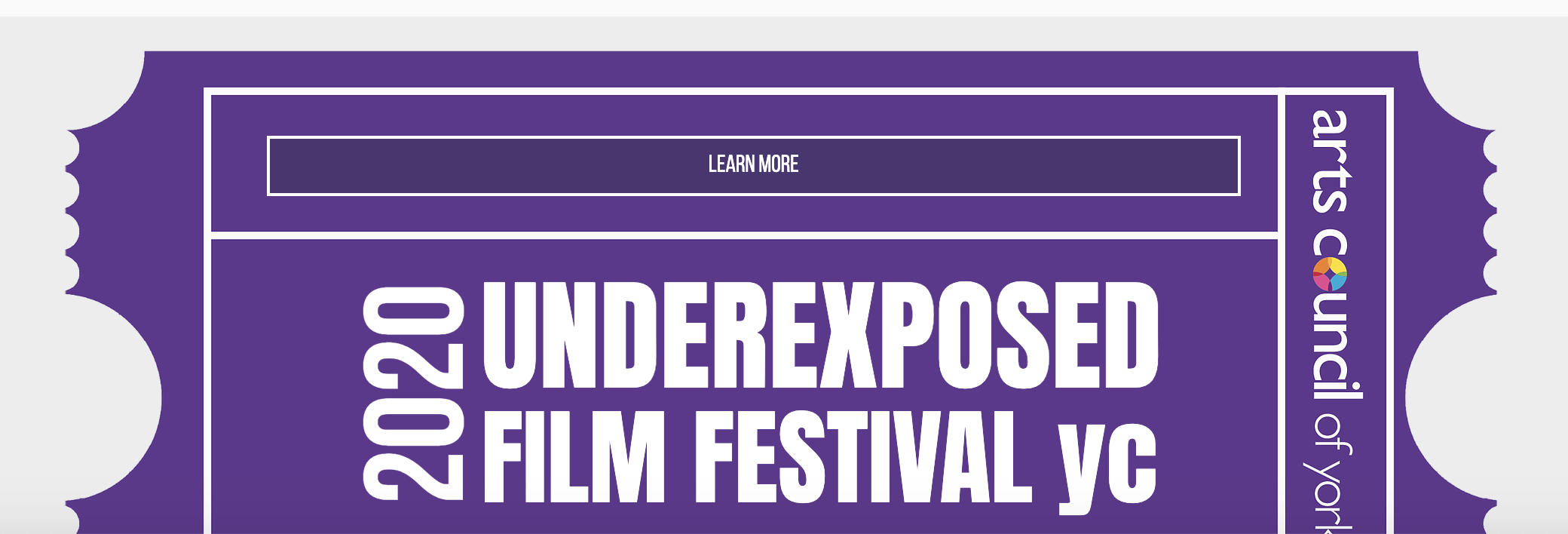 CANCELED - Underexposed Film Festival yc  - Rock Hill, SC @ DiGiorgio Campus Center, Winthrop University